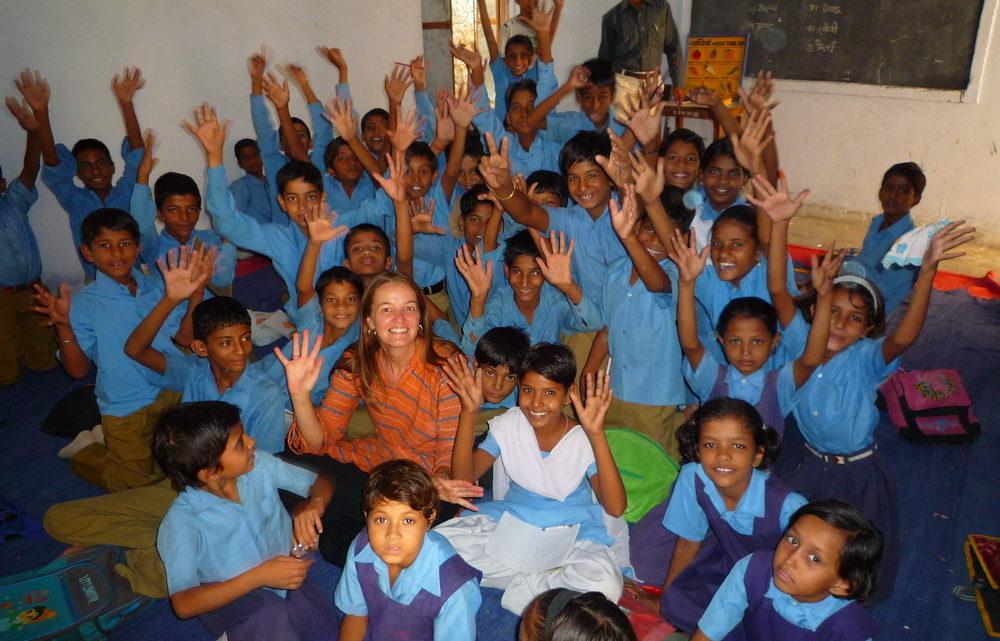 L'institut pour enfants sourds de Jaipur – Inde 2009