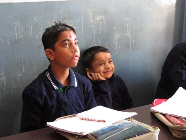 Narayan Seva Sansthan, l'école pour enfants sourds d'Udaipur – Inde 2018