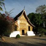 Temple d'or, Luang Prabang