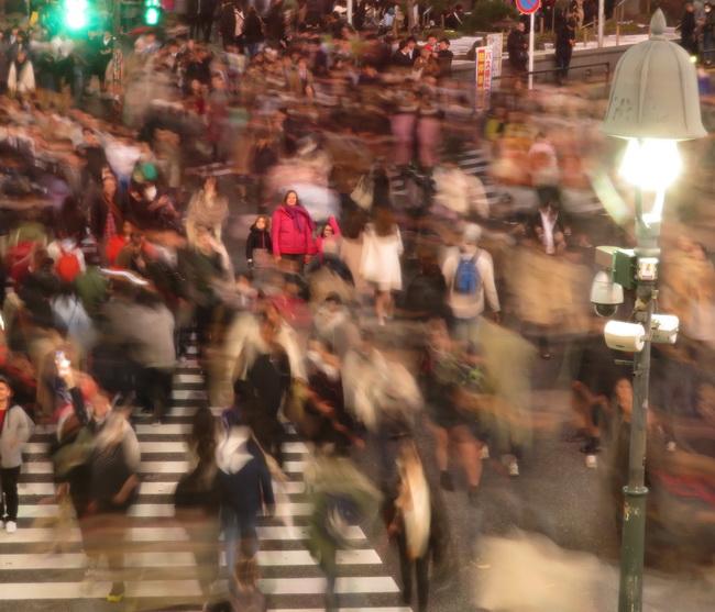 Crazy Tokyo !