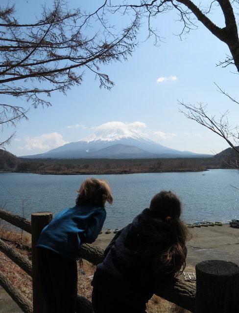 Mont Fuji et péninsule d'Izu